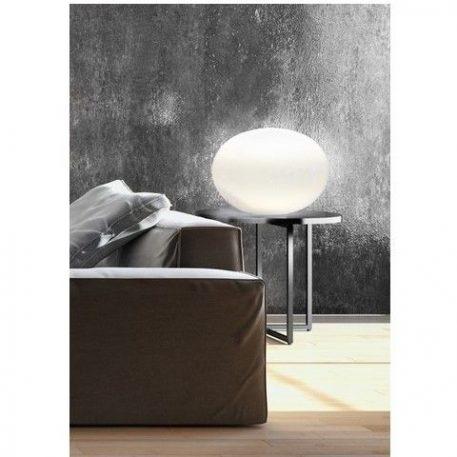 Nuage  Lampa stołowa – szklane – kolor biały