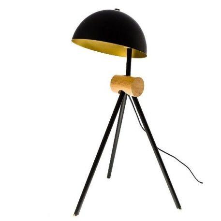 Nuno  Lampa nowoczesna – Styl nowoczesny – kolor złoty, Czarny