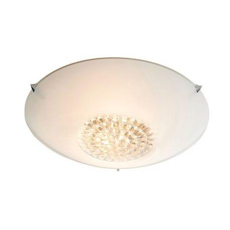 Nya Lampa sufitowa – szklane – kolor biały