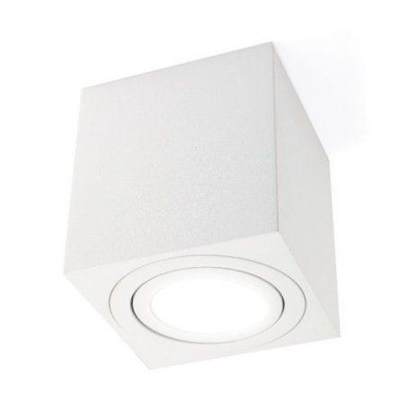 Oczko/spot - biały metal - Auhilon