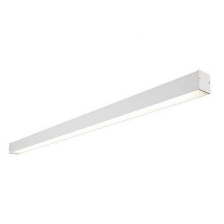 Office LED Lampa sufitowa – Styl nowoczesny – kolor biały