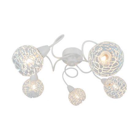 Olten Lampa sufitowa – Styl nowoczesny – kolor biały