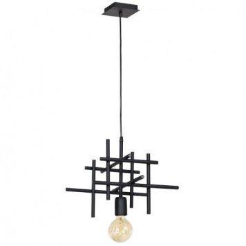 Onuris  Lampa wisząca – Styl nowoczesny – kolor Czarny