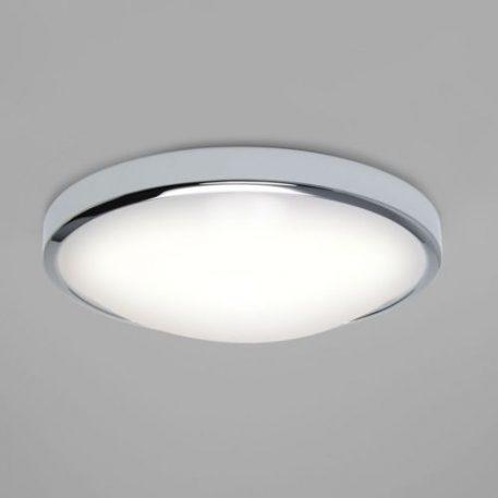 Osaka Lampa sufitowa – Styl nowoczesny – kolor biały, srebrny