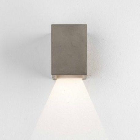 Oslo 120 Lampa zewnętrzna – Styl nowoczesny – kolor Szary