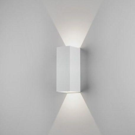 Oslo Lampa zewnętrzna – Styl nowoczesny – kolor biały