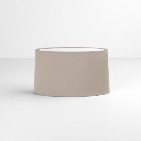 Oval Abażur – kolor beżowy