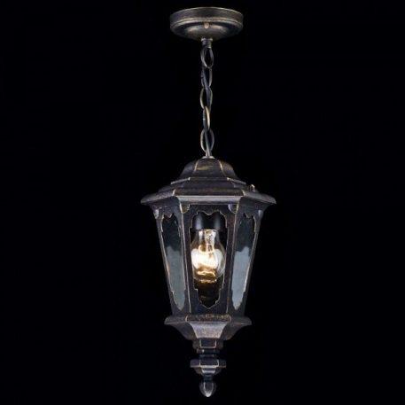 Oxford Lampa zewnętrzna – klasyczny – kolor brązowy, transparentny