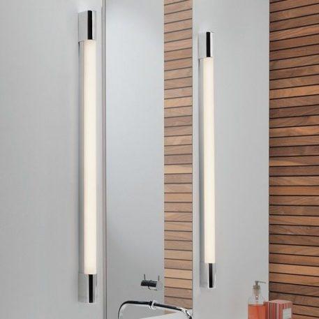 Palermo Lampa nowoczesna – szklane – kolor biały, srebrny
