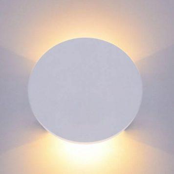 Parma  Lampa LED – Gipsowe – kolor biały