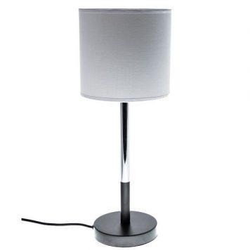 Patero  Lampa nowoczesna – Styl modern classic – kolor biały, Czarny