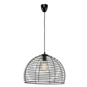 Perth  Lampa wisząca – Styl skandynawski – kolor Czarny
