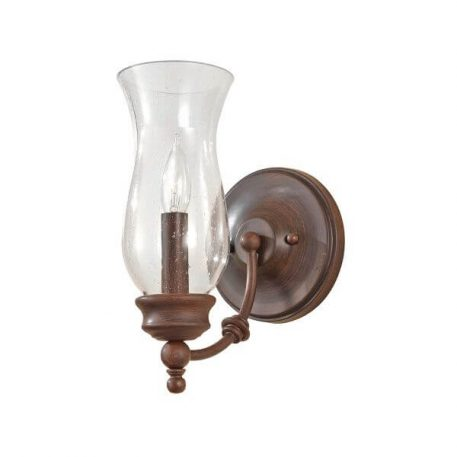 Pickering Lampa klasyczna – klasyczny – kolor brązowy, transparentny