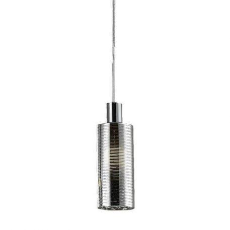Pioli  Lampa wisząca – Styl nowoczesny – kolor srebrny