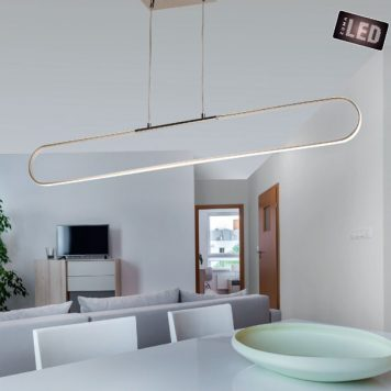 Pista  Lampa wisząca – Lampy i oświetlenie LED – kolor srebrny