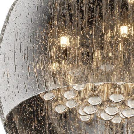 Plafon - szkło, kryształki - Zuma Line