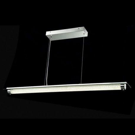 Plasma  Lampa wisząca – Styl nowoczesny – kolor srebrny