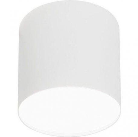 Point Plexi Oczko/spot – Styl nowoczesny – kolor biały