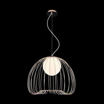 Polly Lampa wisząca – Styl nowoczesny – kolor złoty