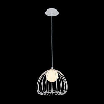 Polly  Lampa wisząca – szklane – kolor biały