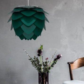 Pop Lampa wisząca – industrialny – kolor Zielony