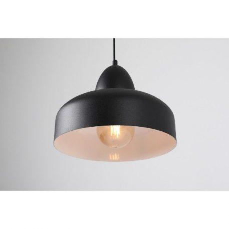 Poppo  Lampa wisząca – Styl skandynawski – kolor Czarny