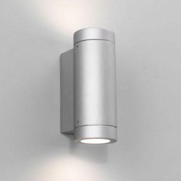 Porto Lampa zewnętrzna – Styl nowoczesny – kolor srebrny