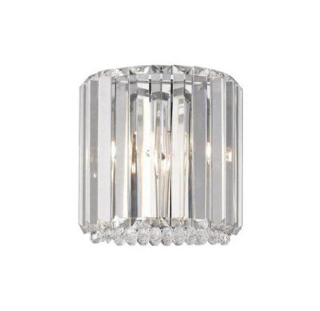 Prince Lampa nowoczesna – Styl nowoczesny – kolor srebrny, transparentny