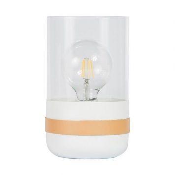 Provo  Lampa nowoczesna – Styl nowoczesny – kolor biały