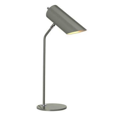 Quinto Lampa stołowa – Biurkowe – kolor Szary