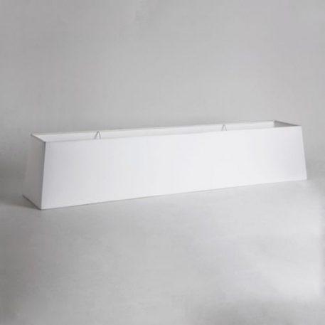 Rafina Abażur – kolor biały