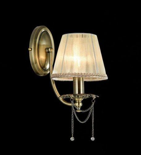 Rapsodi Lampa klasyczna – klasyczny – kolor brązowy, mosiądz
