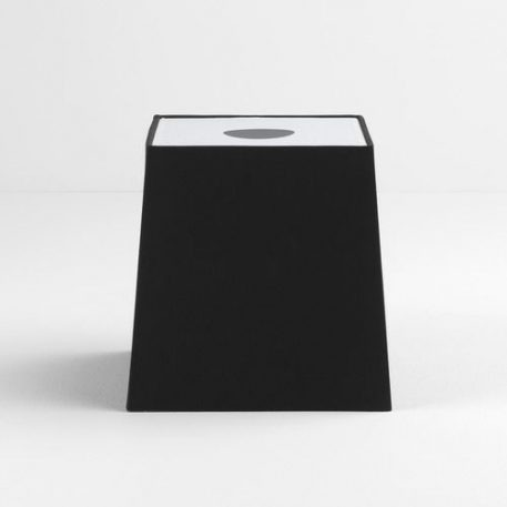 Ravello Abażur – kolor Czarny
