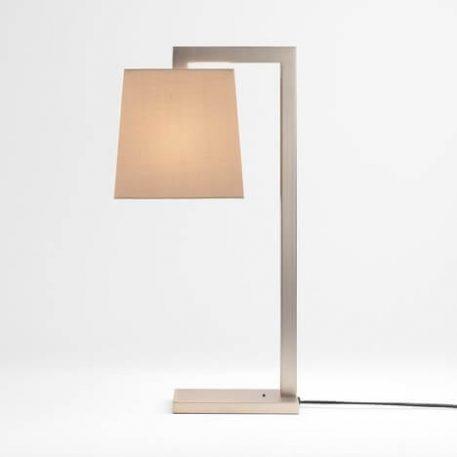 Ravello Lampa nowoczesna – Styl nowoczesny – kolor mat, srebrny