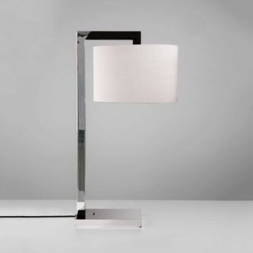 Ravello Lampa nowoczesna – Styl nowoczesny – kolor srebrny