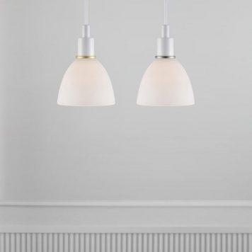 Ray Lampa wisząca – Styl nowoczesny – kolor biały