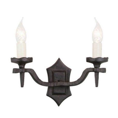 Rectory Lampa klasyczna – klasyczny – kolor Czarny