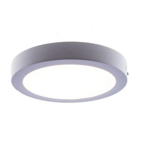 Ring Plafon – Styl nowoczesny – kolor biały