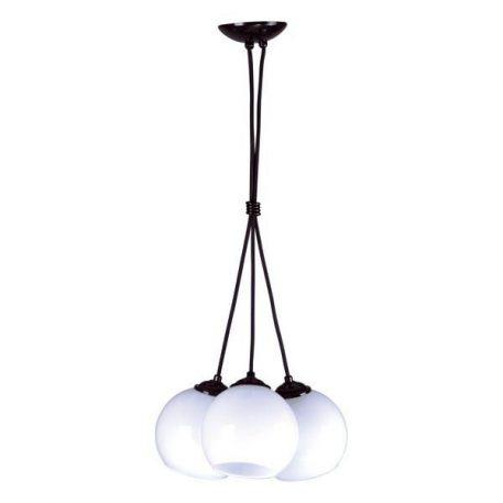 Ringo Lampa wisząca – Styl nowoczesny – kolor biały, Czarny