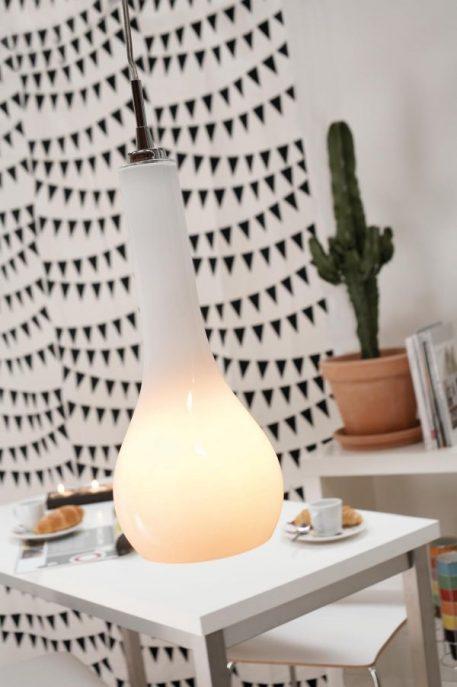 Ripasso Lampa wisząca – Styl nowoczesny – kolor biały