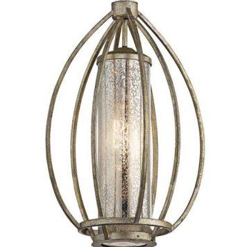 Rosalie Lampa wisząca – klasyczny – kolor srebrny, złoty