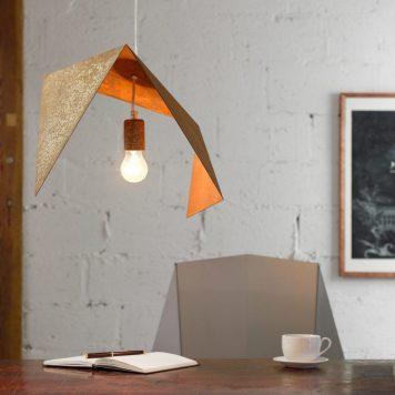 Rust Bird II Lampa wisząca