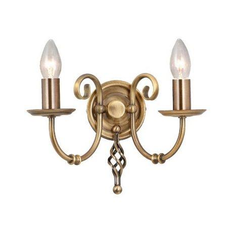 Rustic Lampa klasyczna – klasyczny – kolor mosiądz, złoty