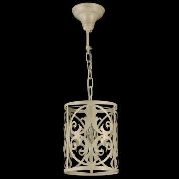 Rustika Lampa wisząca – klasyczny – kolor beżowy