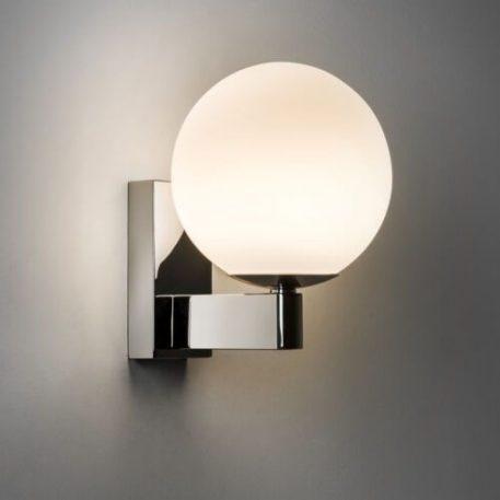Sagara Lampa nowoczesna – szklane – kolor biały, srebrny