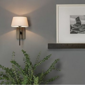 San Marino Lampa modern classic – Styl modern classic – kolor brązowy