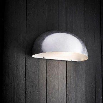 Scorpius Maxi Lampa zewnętrzna – Styl nowoczesny – kolor srebrny