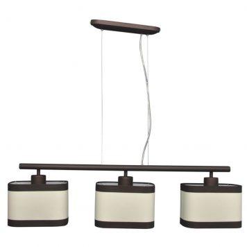 Selene  Lampa wisząca – klasyczny – kolor beżowy, brązowy