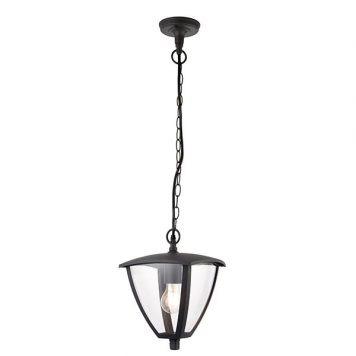 Seraph  Lampa zewnętrzna – Styl nowoczesny – kolor transparentny, Szary