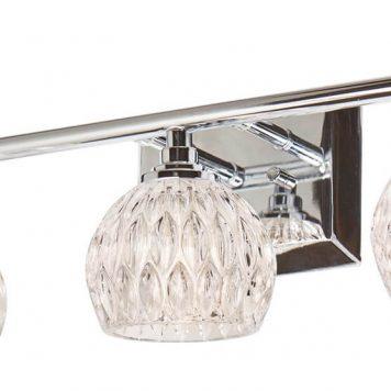 Serena  Lampa nowoczesna – klasyczny – kolor srebrny